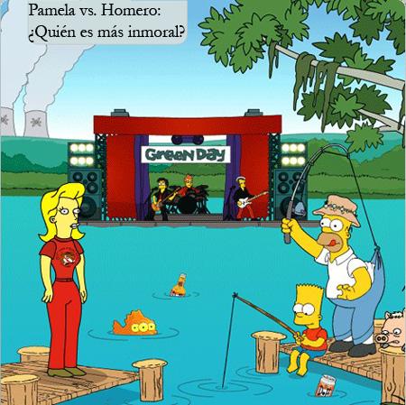 Resultados Porno De Los Simpson En Movimientos